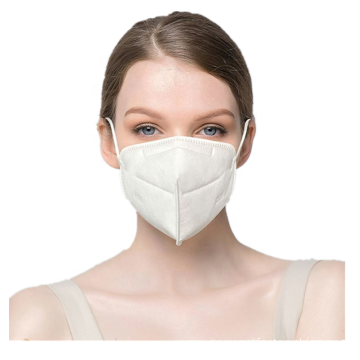 KN95 Valve Filter 5layers Masks Earloop Face Mask